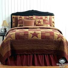 cowgirl bedding sets western cowboy comforter quilts country rustic star twin whole canada