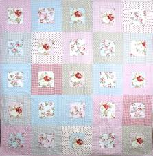 A country cottage style quilt – cakecardcloth & Shabby chic/country cottage style quilt Adamdwight.com
