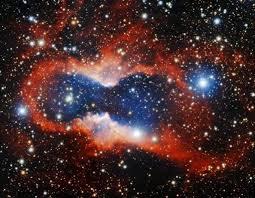 La llamativa nebulosa planetaria CVMP 1 | UNIVERSO Blog