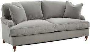 brooke sleeper sofa gray crypton