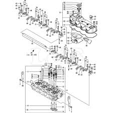yanmar 4tnv wiring diagrams data diagram schematic cylinder head and bonnet assembly for yanmar 4tnv98 vtbz engine yanmar 4tnv wiring diagrams