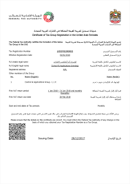 Awards Certificates Control And Applications Emirates