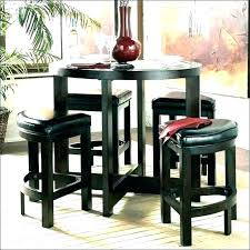 bar top table height small bar table set round bar top table small high table round