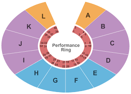 Universal Soul Circus Philadelphia Seating Chart Universoul Circus Tickets Tue Dec 3 2019 7 00 Pm At