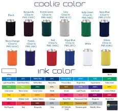 Standard Coolies Offering Custom Coolies For Promotional