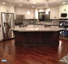 best 25 corner kitchen layout ideas on l