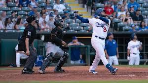 Dodgers Score Early In 3 2 Win Thursday Oklahoma City