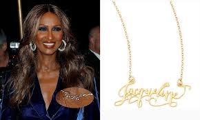 kate middleton beyoncé jennifer aniston and more stars who love personalized jewelry photo 1