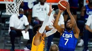 Team USA vs Australia: USA Basketball ...