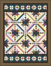 Robert Kaufman Artisan Batiks Grove Smokey River Quilt Kit 76