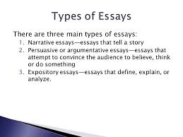 brad hutchinson standard essay structure is a specific essay form  3 there are three main types