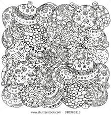 Small Picture christmas coloring pages adults images about colouring for