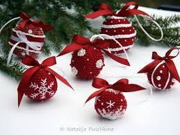 Weihnachtskugeln 3 Großen Und 6 Designs Häkelanleitung