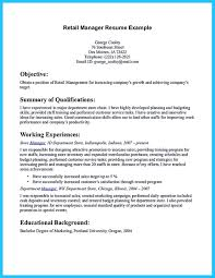 Store Manager Resume Sample You can start writing assistant store manager resume by 60