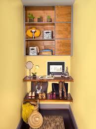 built in closet storage