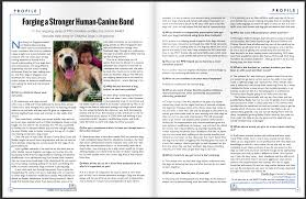 certified professional dog trainer ph d behaviorist cpdt ka profiled by the pet professional guild in profile in