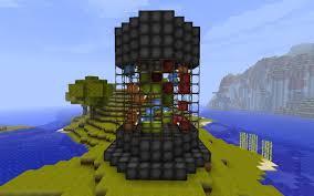 Lava Lamp Minecraft Project