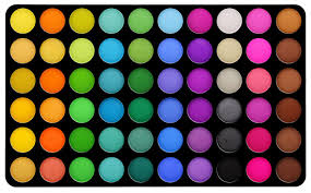 amazon bh cosmetics 120 color eyeshadow palette 2nd edition multicolor eye makeup palettes beauty