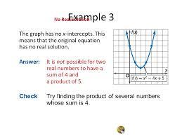 quadratic equation x intercept jennarocca