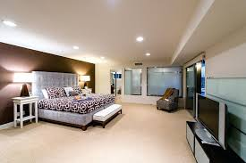 huge master bedrooms. Huge Master Bedroom Mid Century Modern Brown Accents . Bedrooms O