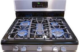 kitchen gas stove. Gas Rangetops Can Be More Responsive Than Electric Ones. Kitchen Stove
