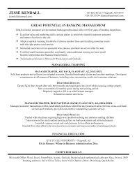 Banking Manager Sample Resume 12 Branch Manager Resume Sample