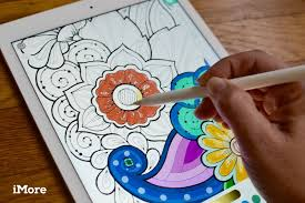 We have lots of great colouring pages for you to have fun practising english vocabulary. Best Coloring Books For Adults On Ipad In 2021 Imore