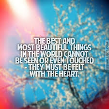 Helen Keller Quotes The Most Beautiful Things Best of The Best And Most Beautiful Things Helen Keller Quote Facebook Wall