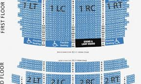 Systematic Ravinia Seat Map Modell Lyric Baltimore Seating