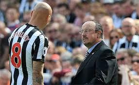 Image result for Newcastle United Jonjo Shelvey