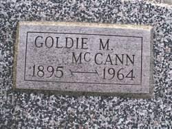 Goldie Myrtle Lowe McCann (1895-1964) - Find A Grave Memorial