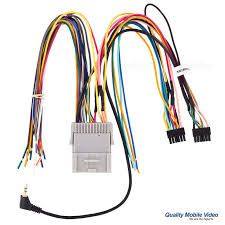 gm wiring harness gm image wiring diagram axxess ax adxsvi gm3 interface box harness for general motors 2000 on gm 2000 wiring harness