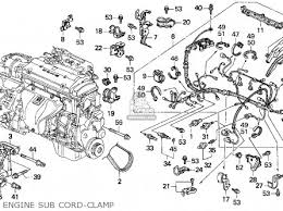 1989 prelude engine diagram wiring diagram online 32110p14a01 wire harness engine honda buy the 32110 p14 a01 at cmsnl 1989 regal engine diagram 1989 prelude engine diagram