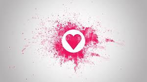 1920x1200 pink hearts wallpaper