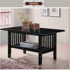 tailee furniture ct 202 solid wood coffee table cappuccino
