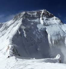 Image result for view of everest north face from north col 1924