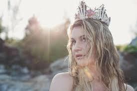 hairstylist makeup artist hair makeup beauty glamour model photographer maui hawaii sunset mermaid mermaid crown royalty