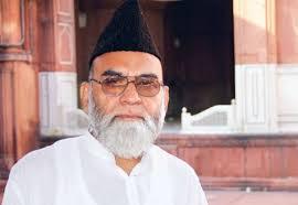 Imam Ahmed Shah Bukhari - Imam-Ahmed-Shah-Bukhari
