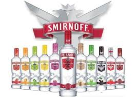 smirnoff vodka gift sets