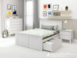 kids full size beds with storage. Modren Storage Whitewash Kids King Single Storage Bed U2013 Fantastic Timber Inside Full Size Beds With R