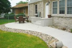 simple concrete patio designs. Exellent Patio Good Looking Simple Concrete Patio Design Ideas  291 In  Inside Designs
