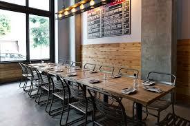 Dining Room Tables Los Angeles Impressive Ideas