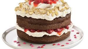 Black Forest Cake Recipe Bettycrockercom