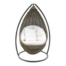 outdoor hanging furniture. Image Of: Outdoor Novara Hanging Chair Furniture