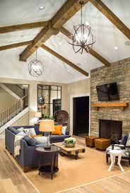 family room chandelier rustic fixture retro with wall mount above fireplace ideas and brown best extra