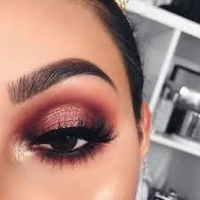 metallic burgundy eyeshadow black eyeshadow tutorial how to eyeshadow red eyeshadow makeup fall
