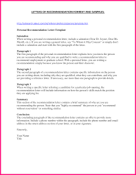 9 Recommendation Letter Sample For Nurses