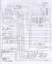 camaro wiring electrical information instrument panel 1978