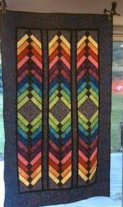 10 best images about Stained Glass Quilts on Pinterest | Glow ... & Beautiful stained glass quilt. Adamdwight.com