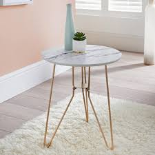 patina side table dining room